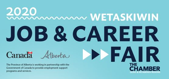 Wetaskiwin_job_career_fair_AB_WB_logo_2020