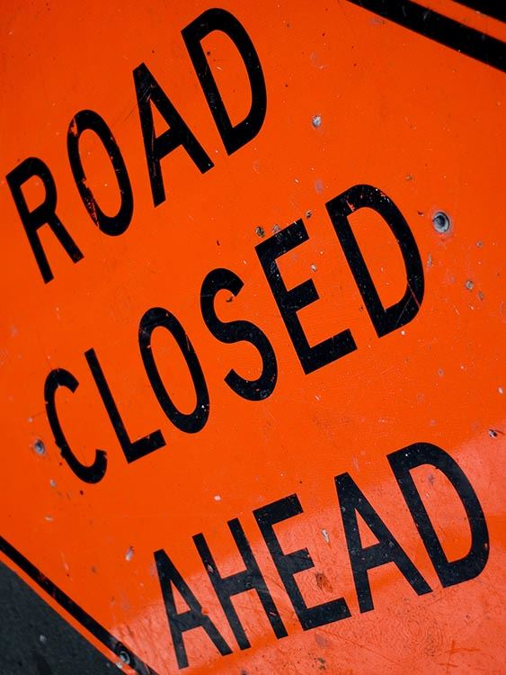 Road-Closed-NewsFlash