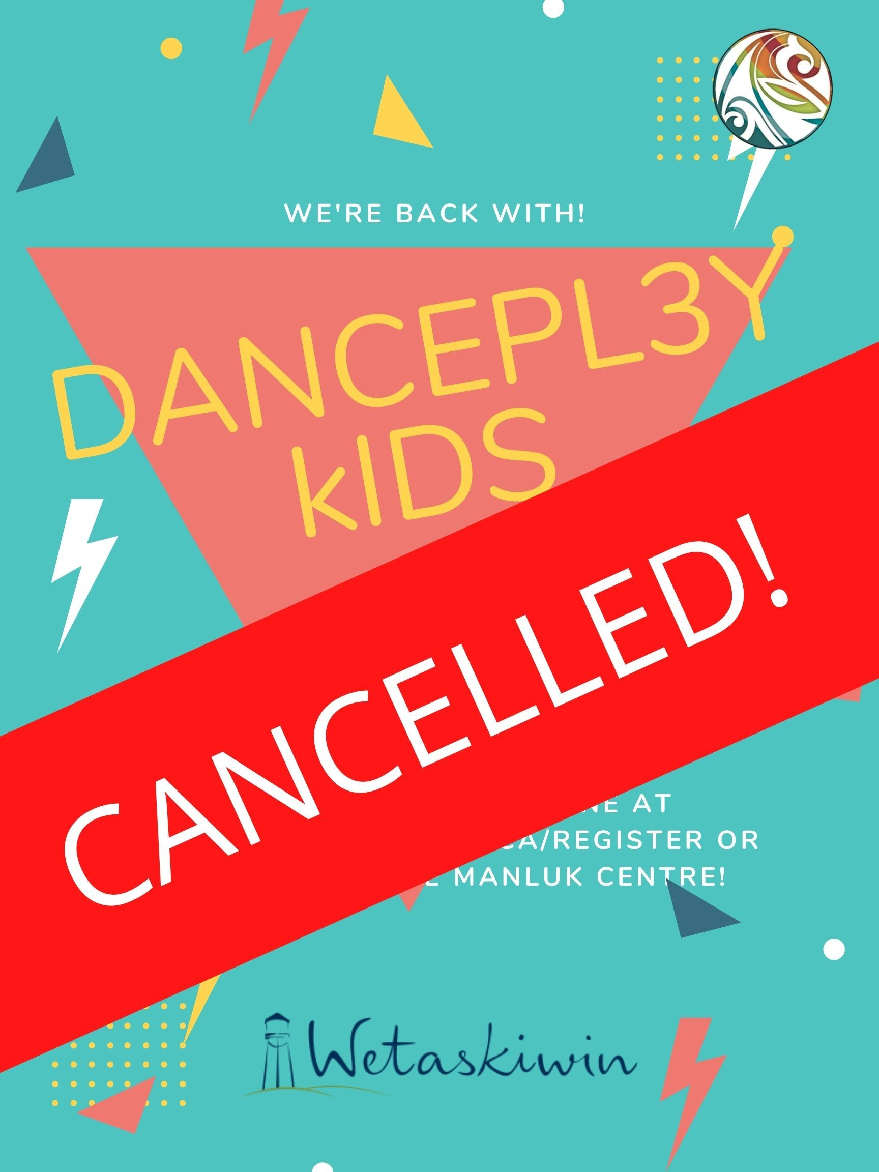 Cancelled! DANCEPL3Y Kids Fall 2020