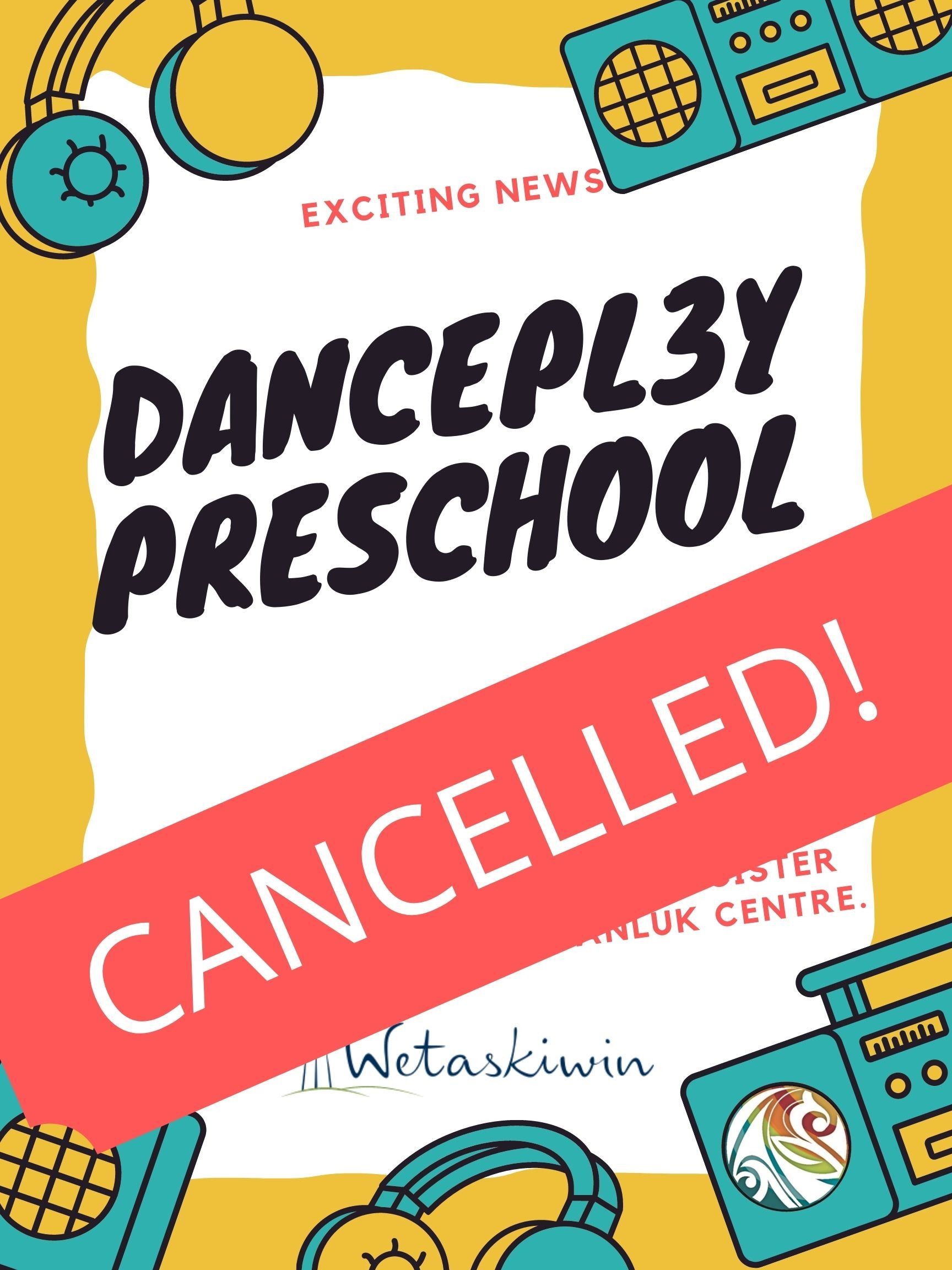Cancelled! DANCEPL3Y Preschool Fall 2020